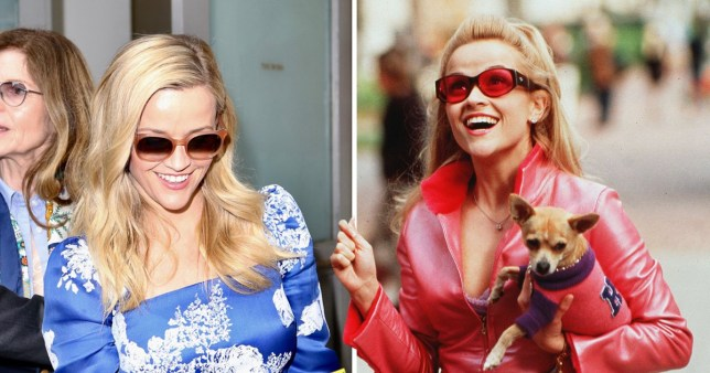 Reese Witherspoon confirms Legally Blonde 3 has a script