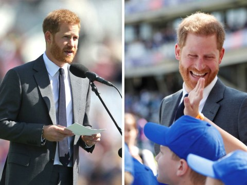 Prince Harry praises UK's diversity at launch of Cricket World Cup