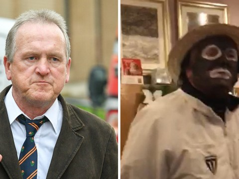 Man who blacked up as minstrel at work Christmas party cleared of race hate crime