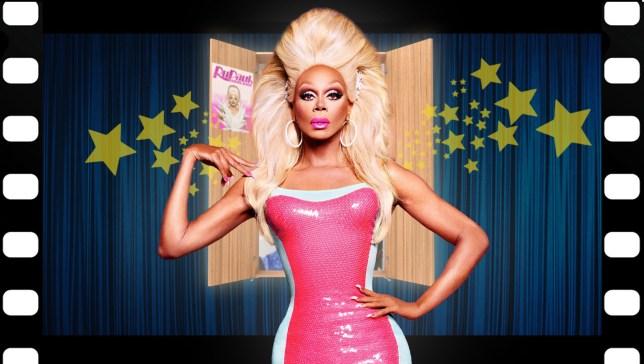 RuPaul on RuPaul's Drag Race