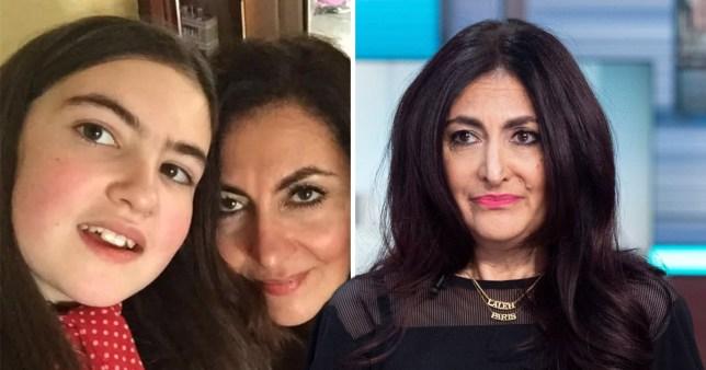Paris and Laleh Shahravesh