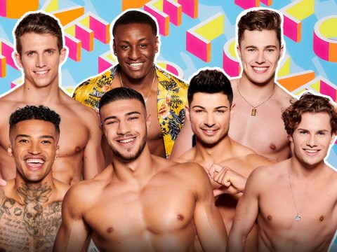 Love Island doesn't have a single male contestant who looks like a normal bloke