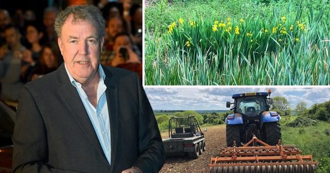 Inside Jeremy Clarkson farm life