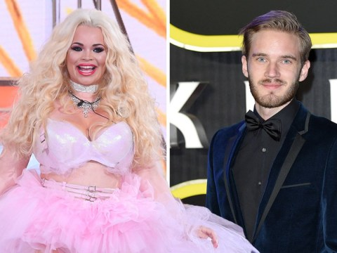 PewDiePie brands Trisha Paytas a 'liar, manipulator, aggressive and abusive' over YouTube rows