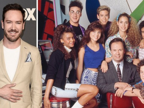 Mark-Paul Gosselaar is still down for Saved By The Bell reunion – but there's a catch