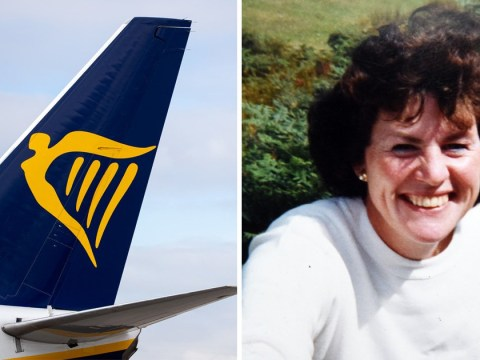 Grandmother, 71, dies of head injury after holidaymakers 'surge' to board Ryanair flight