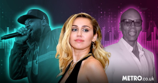 Miley Cyrus She Is Coming album features RuPaul and