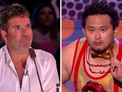 Simon Cowell makes shock prediction for Gonzo to win Britain's Got Talent after tambourine performance