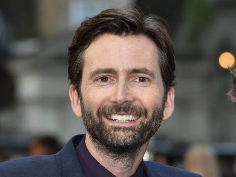 David Tennant admits he 'wasn't coping at all' with Doctor Who fame