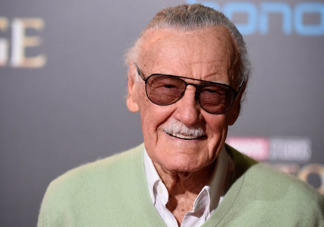 """HOLLYWOOD, CA - OCTOBER 20: Stan Lee attends the Premiere of Disney and Marvel Studios' """"Doctor Strange"""" on October 20, 2016 in Hollywood, California. (Photo by Frazer Harrison/Getty Images)"""