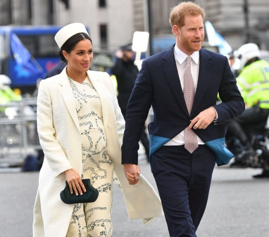 Royal Baby Name Odds Suggest Meghan And Harry Will Choose