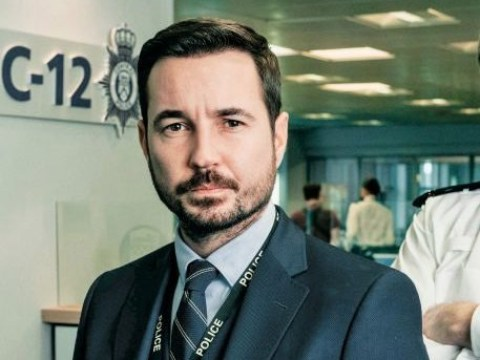 Line Of Duty's Martin Compston left 'very shaken' after terrifying taxi crash