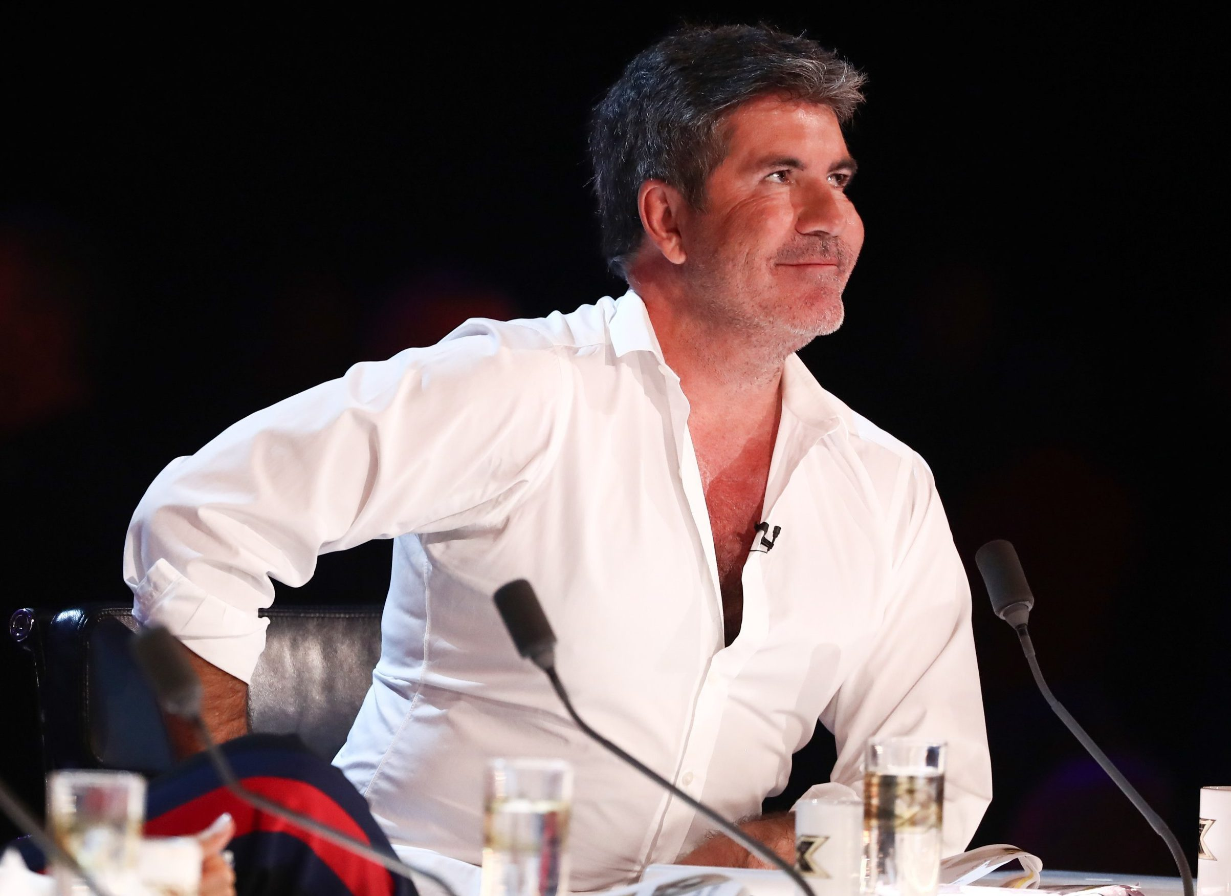 Simon Cowell is shook by a pole dancing act on Britain's Got Talent: 'I thought I was in a nightmare'