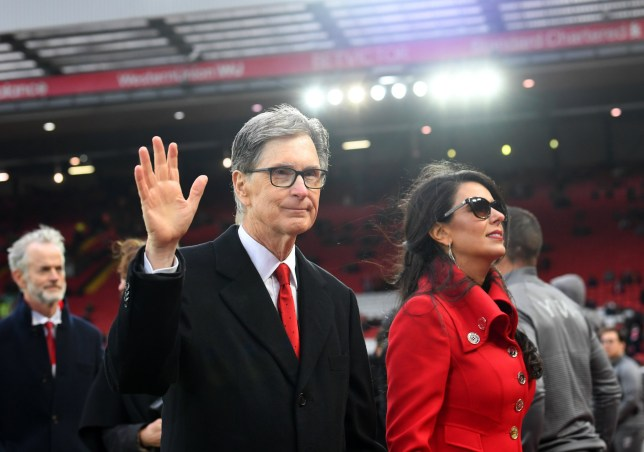 Liverpool owner John W. Henry says the club will invest in the 'right' player