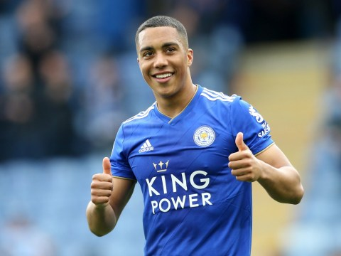 Youri Tielemans unsure over future after Manchester United and Arsenal transfer links