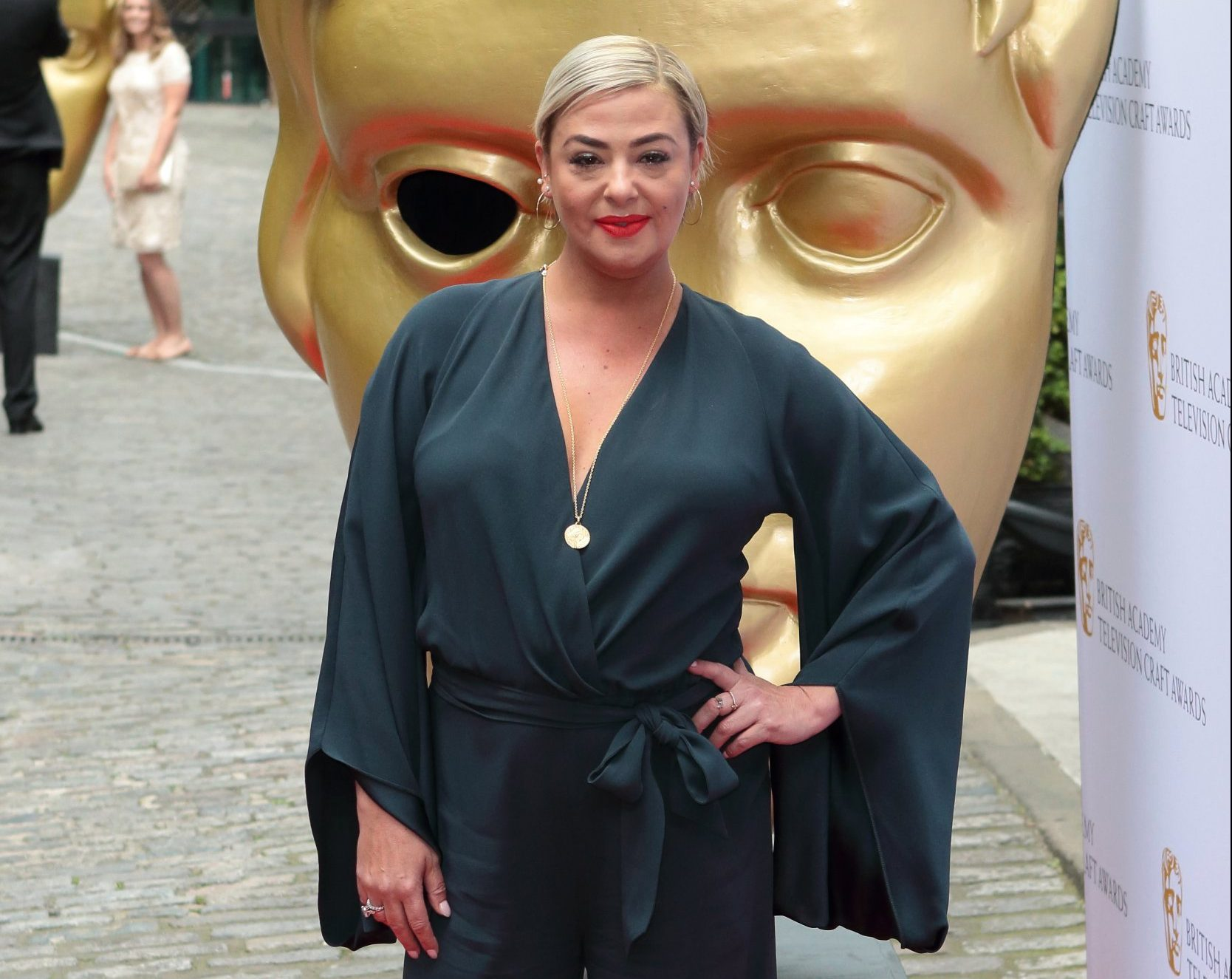 Ant McPartlin's ex-wife Lisa Armstrong left 'distraught by the death of her father'
