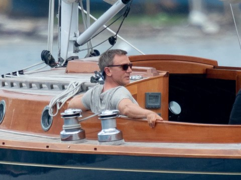 Daniel Craig begins filming as 007 for last time as Bond 25 kicks off in Jamaica