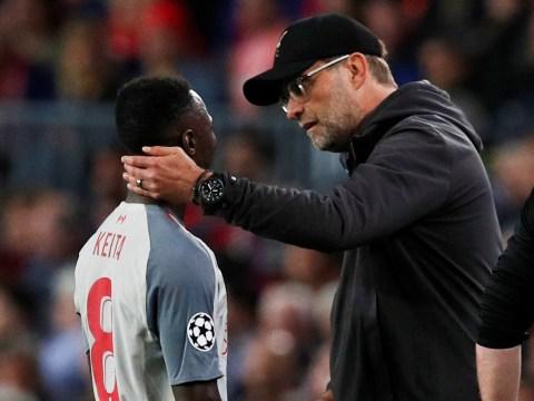 Jurgen Klopp slammed by Guinea FA over Naby Keita injury claims