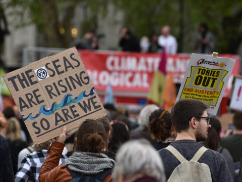 UK becomes first country in world to commit to ending climate change by law