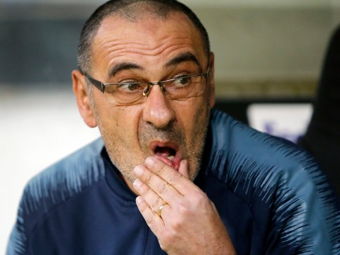 Chelsea board 'unimpressed' by Maurizio Sarri decision to axe Eden Hazard for Eintracht Frankfurt clash