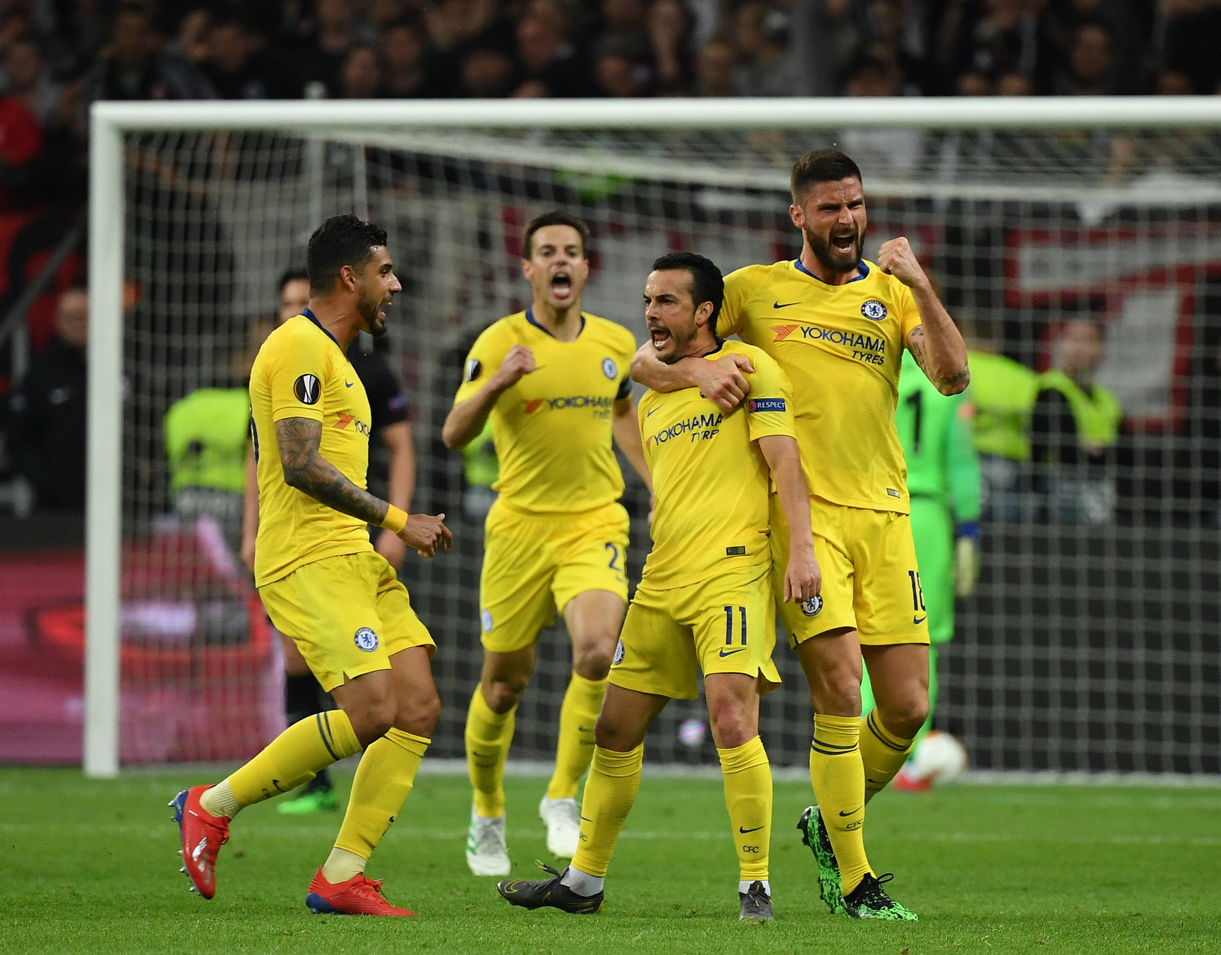 Chelsea vs Eintracht Frankfurt TV channel, live stream, time, odds and team news for Europa League semi-final