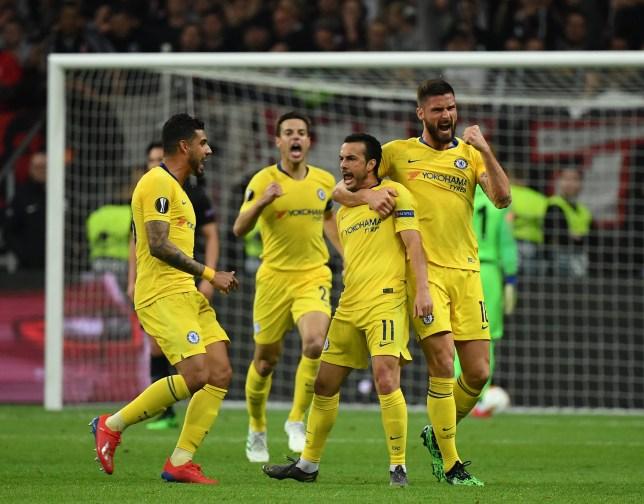 Chelsea set a new Europa League record
