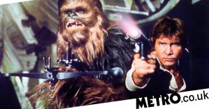 Harrison Ford gets emotional as he opens up on death of pal Peter Mayhew