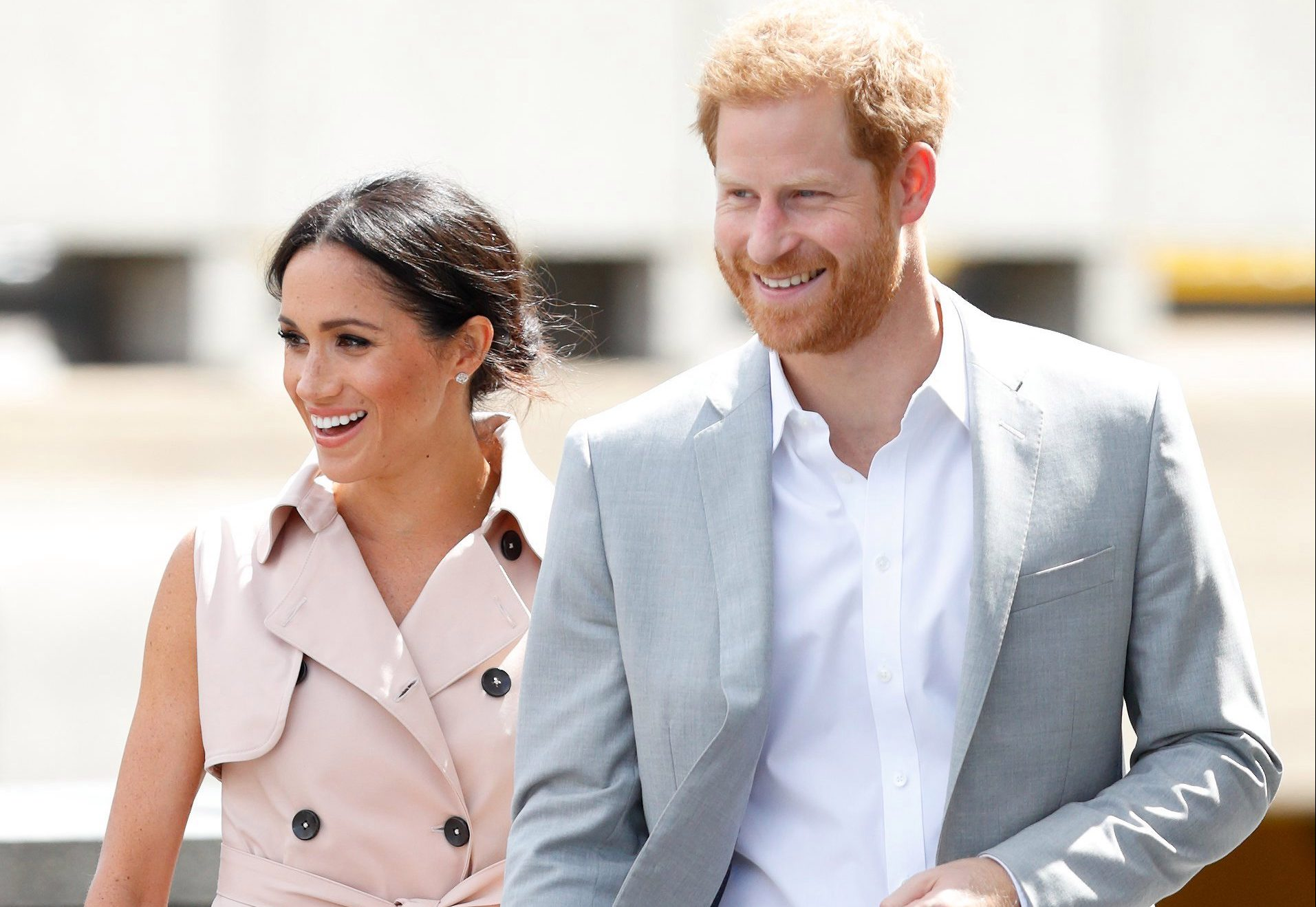 Royal baby name odds suggest there's a chance he's named after Meghan's estranged dad Thomas