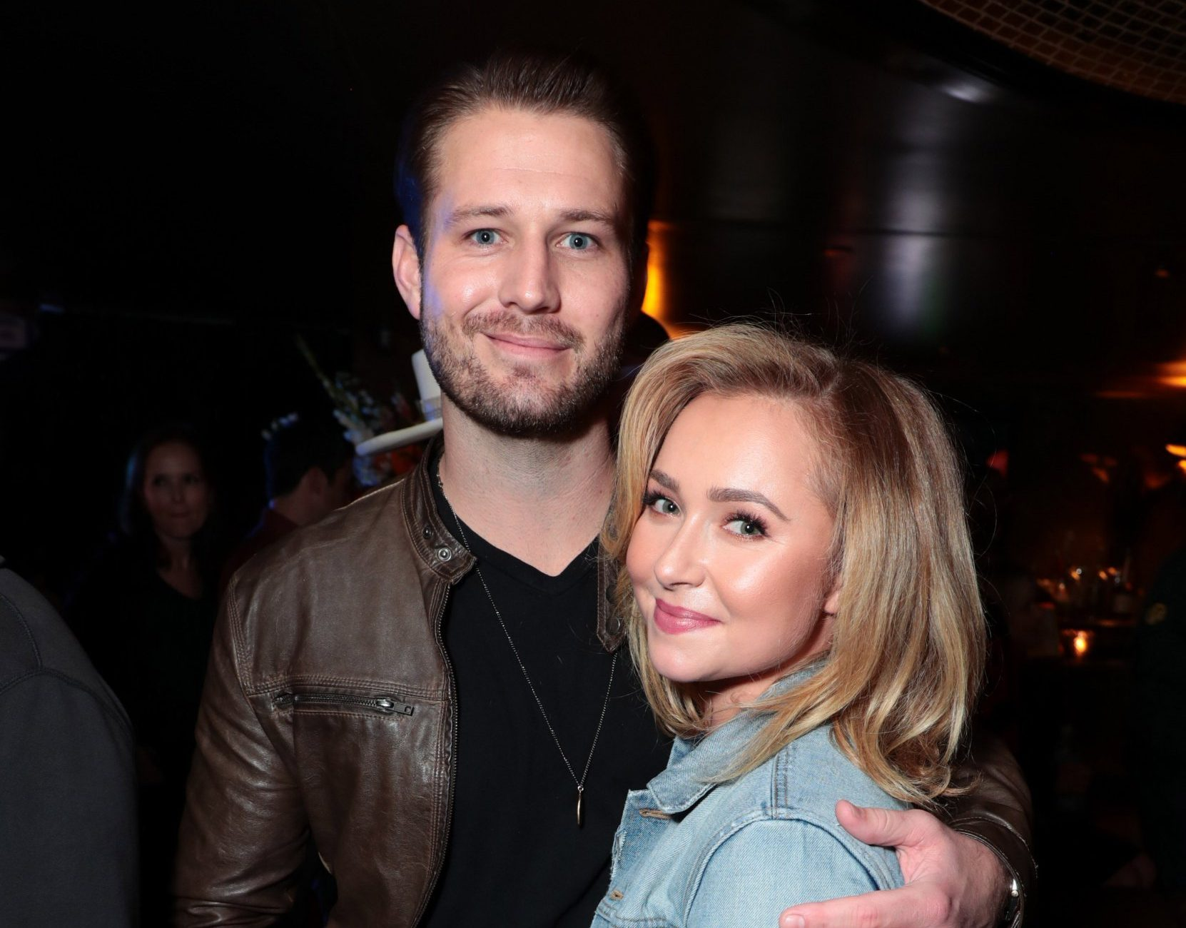 Hayden Panettiere's boyfriend 'arrested for domestic violence after night out together'
