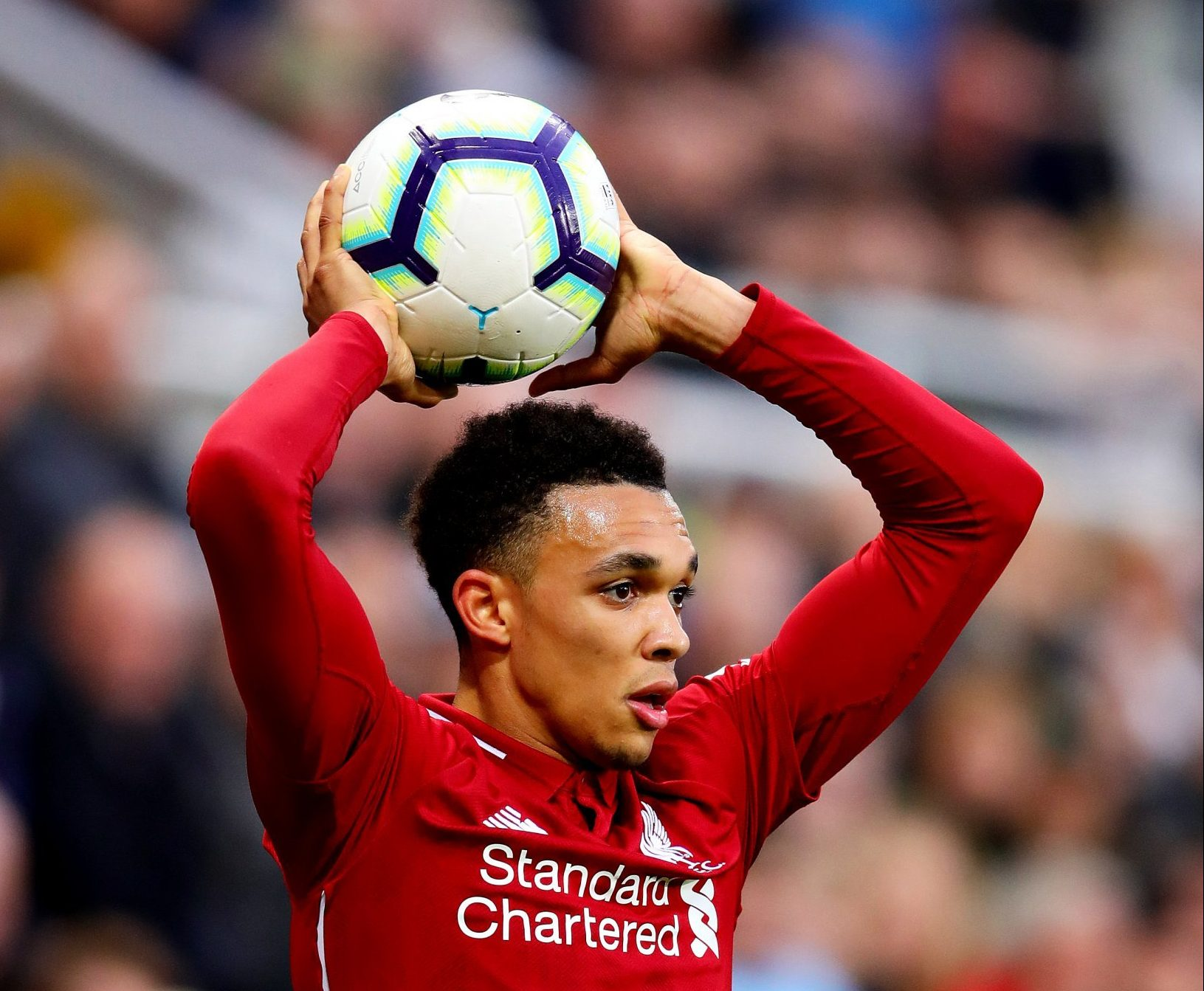Why Trent Alexander-Arnold was not sent off during Newcastle vs Liverpool