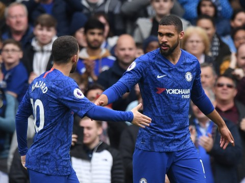 Ruben Loftus-Cheek sends message to Chelsea board over Eden Hazard after transfer ban is upheld