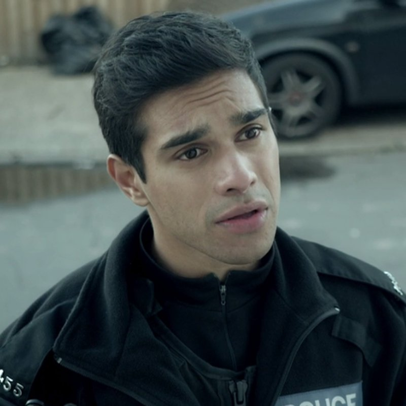 Line Of Duty series 5: Who was Simon Bannerjee who inspired Ryan Pilkington to become a police officer?