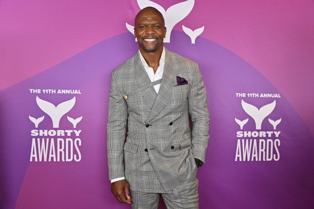 Terry Crews attends the 11th Annual Shorty Awards