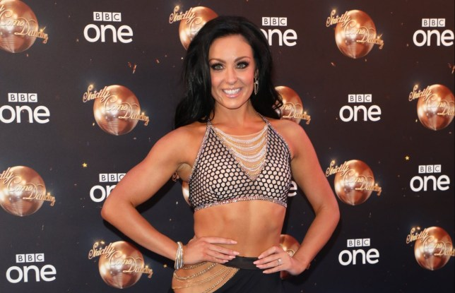 Strictly Come Dancing launch 2018 Featuring: Amy Dowden Where: London, United Kingdom When: 27 Aug 2018 Credit: Lia Toby/WENN.com