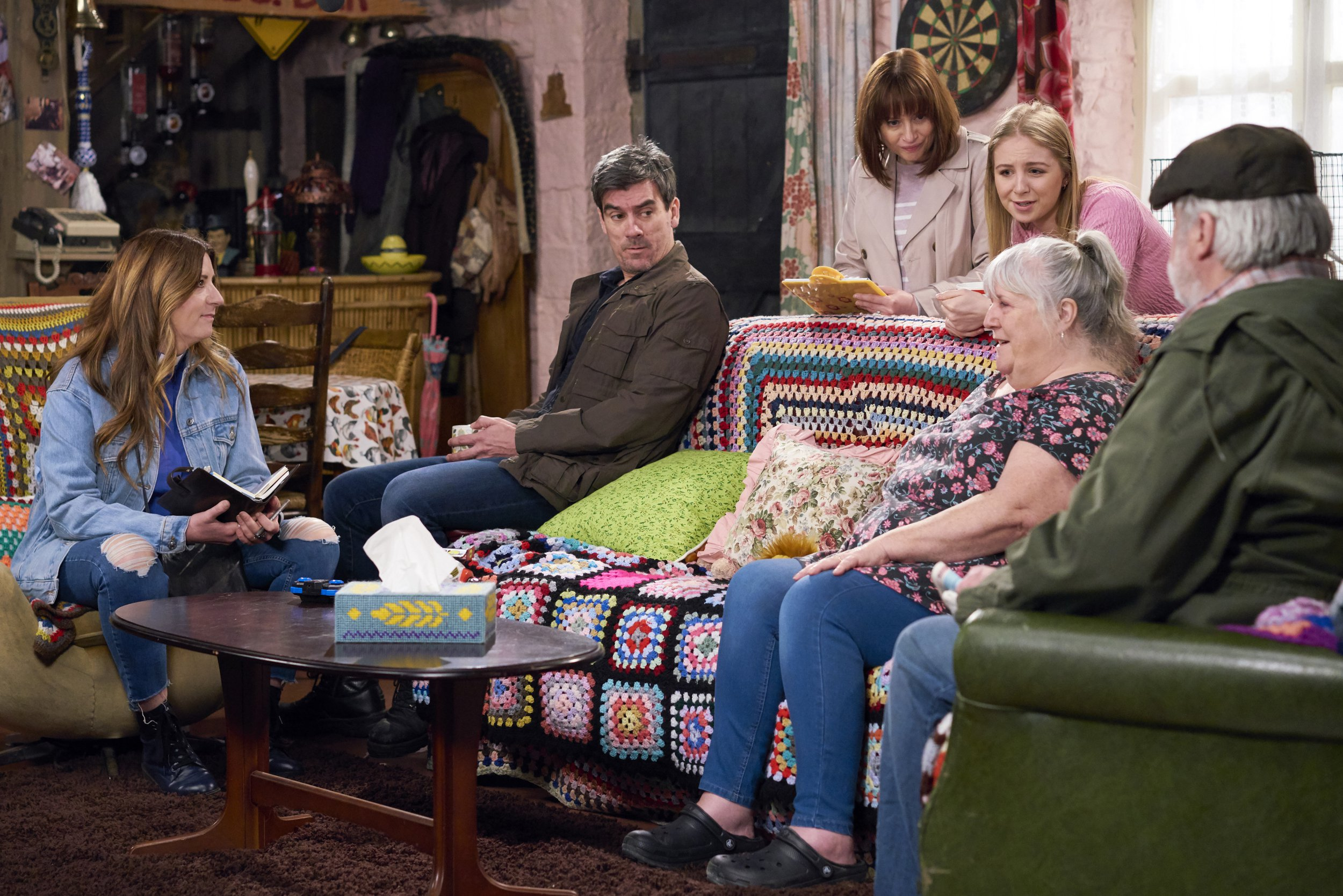 Emmerdale spoilers: Steve Halliwell confirms whether Zak Dingle will find love again after Lisa