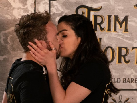 Coronation Street spoilers: Shock affair as Natalie kisses David Platt?