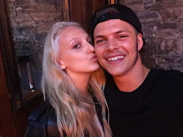 Vikings' Georgia Hirst shares BTS throwback with co-star Alex Høgh Andersen after season 6 trailer drops