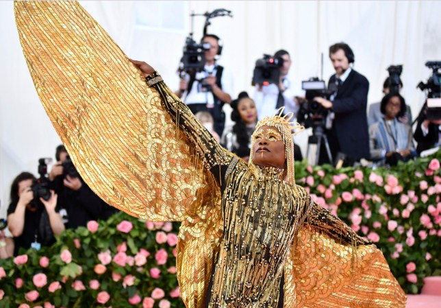 Billy Porter attends The Met Gala