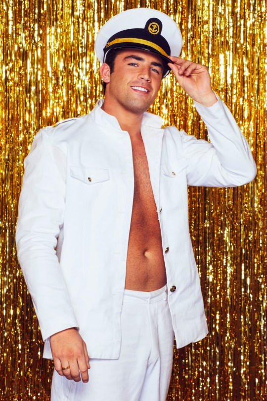 Strictly embargoed image: For publication on Tuesday 30th April 2019 From Spungold Productions THE ALL NEW MONTY: WHO BARES WINS Monday 6th May 2019 on ITV Pictured: Jack Fincham The shows with the most front on British television are back and more ballsy then ever for 2019! Ashley Banjo, Alexander Armstrong, Victoria Derbyshire and Coleen Nolan are once again joining forces to persuade a brand new line-up of celebrities to take to the stage and bare all for the biggest and most daring extravaganza yet all to raise awareness of cancers in intimate areas of the body. A fresh set of male and female stars will learn whole new super-sized routines from scratch, before revealing all to the nation in two 90-minute specials to demonstrate the importance of shedding body inhibitions and making checks in intimate areas to prevent cancer. With a new name, a new line-up and all new routines the BAFTA-nominated programme will see Alexander and Ashley lead the men, marshalling the famous novices through their moves and whipping them into shape to perform a frenzy-inducing striptease. They hope to build on the impact of last year to keep key health messages about regular checks for testicular and prostate cancer at the forefront of the nation?s minds. This year will see Love Island winner Jack Fincham, Emmerdale?s Kelvin Fletcher, King of the Jungle Joe Pasquale, Strictly Come Dancing?s Gorka Marquez, snooker legend Willie Thorne, Crimewatch?s Rav Wilding, Dancing on Ice star Matt Evers, footballer Jason Cundy, prepare to put on their dancing shoes and take off their pants. All of them have stories to tell about how cancer has touched the lives of them or those around them. ? ITV This photograph is ? ITV and can only be reproduced for editorial purposes directly in connection with the programme THE ALL NEW MONTY: WHO BARES WINS or ITV. Once made available by the ITV Picture Desk, this photograph can be reproduced once only up until the Transmission date and no reproduction fee wi