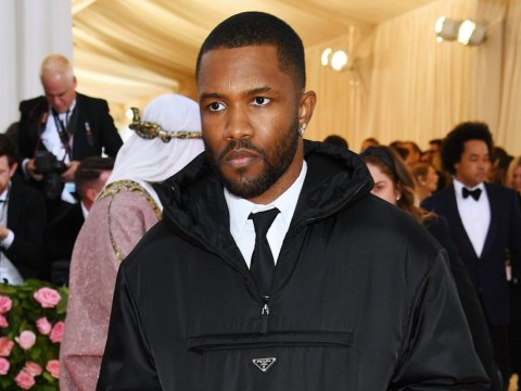Only Frank Ocean can wear a hoodie to the Met Gala 2019 as he chooses casual over camp