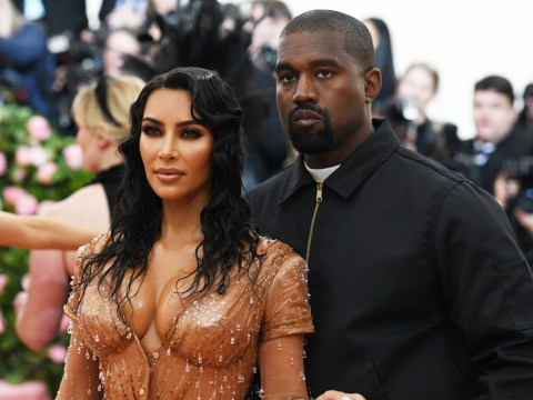 Kanye West's Christmas party plans were so inappropriate that Kim Kardashian threatened to cancel