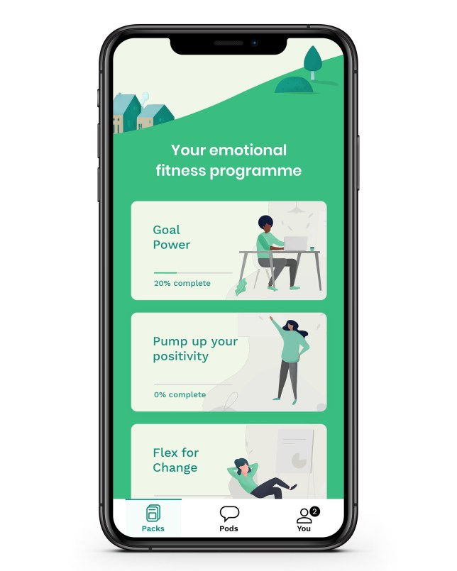 A new 'emotional fitness' app could change how we tackle mental health