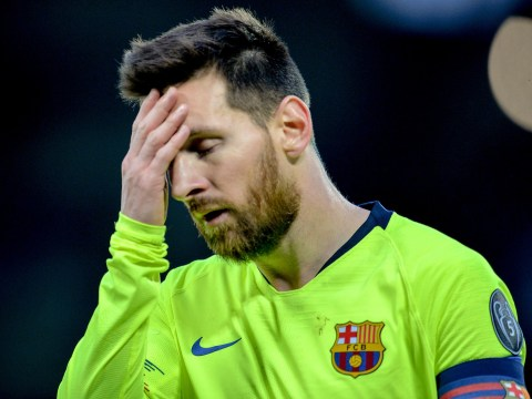 Ronaldo defends Philippe Coutinho and says Lionel Messi should not escape blame for Barcelona's defeat to Liverpool