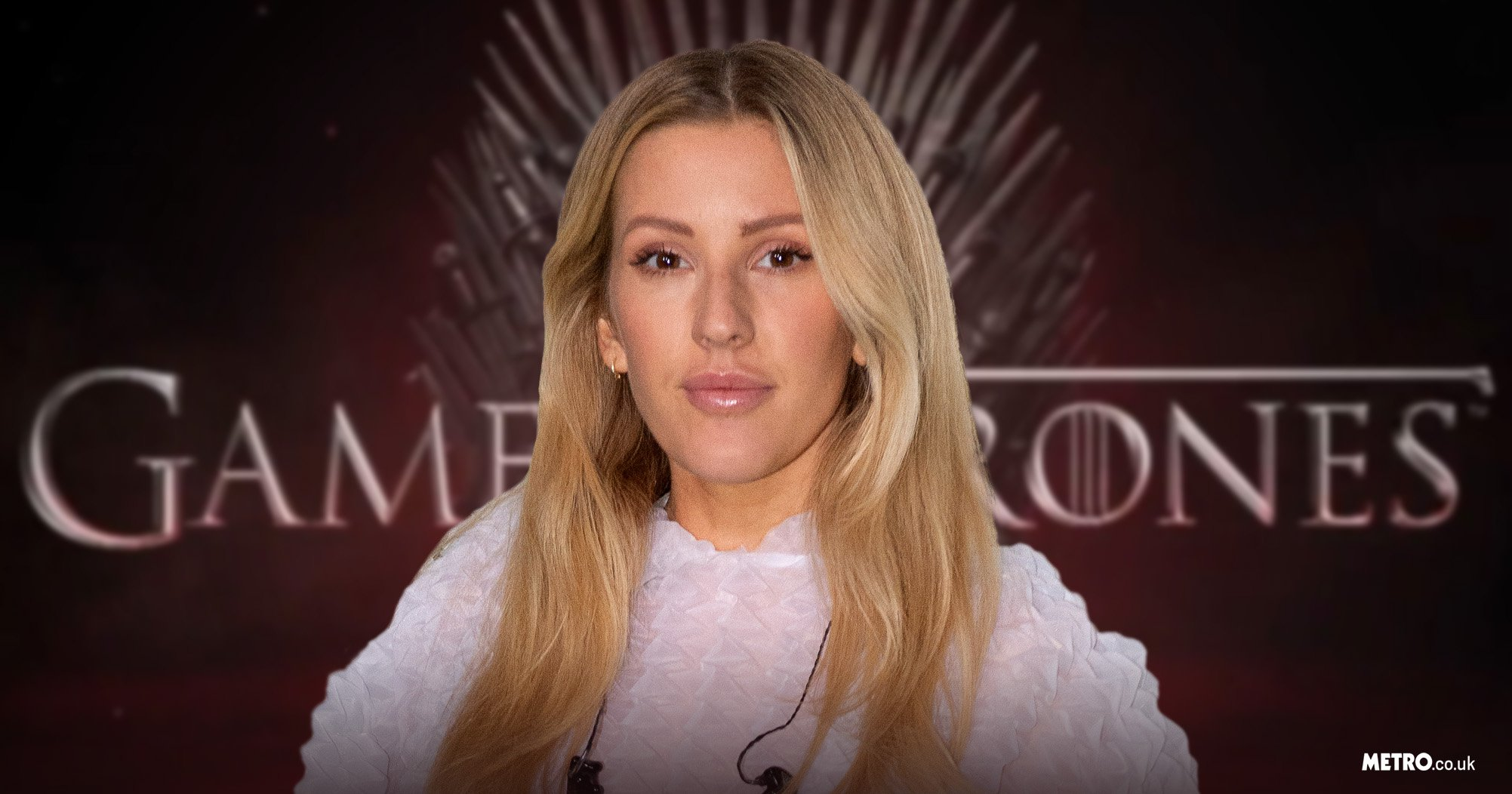 Ellie Goulding says Game Of Thrones bosses were 'obsessed' with her song Hollow Crown