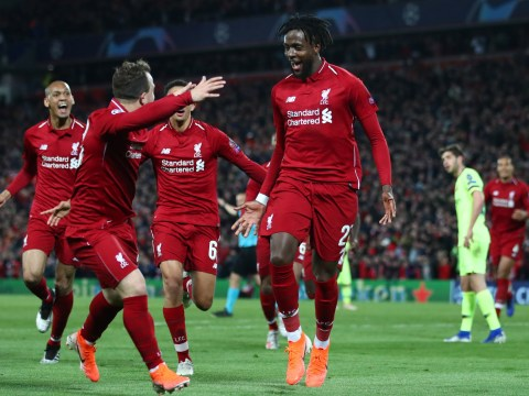 Liverpool reach Champions League final after stunning comeback against Barcelona