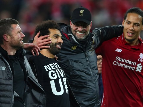 Mo Salah, Andrew Robertson and Roberto Firmino injury updates from Liverpool boss Jurgen Klopp
