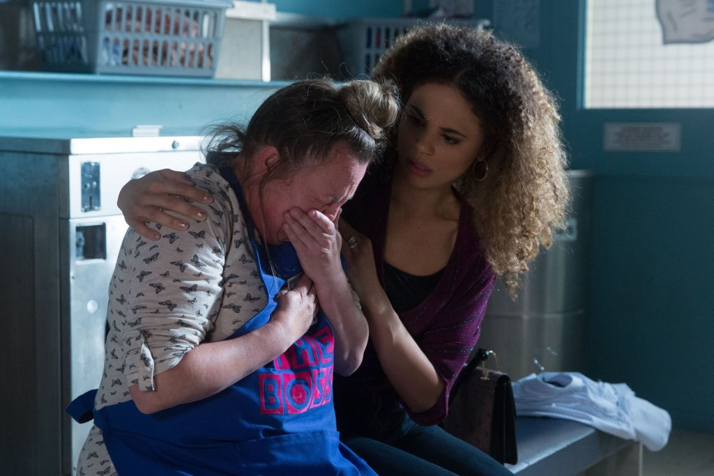 SEI_66320443 12 soap spoiler pictures: Coronation Street crash, EastEnders death plot, Emmerdale's Maya caught, Hollyoaks' Laurie exposed