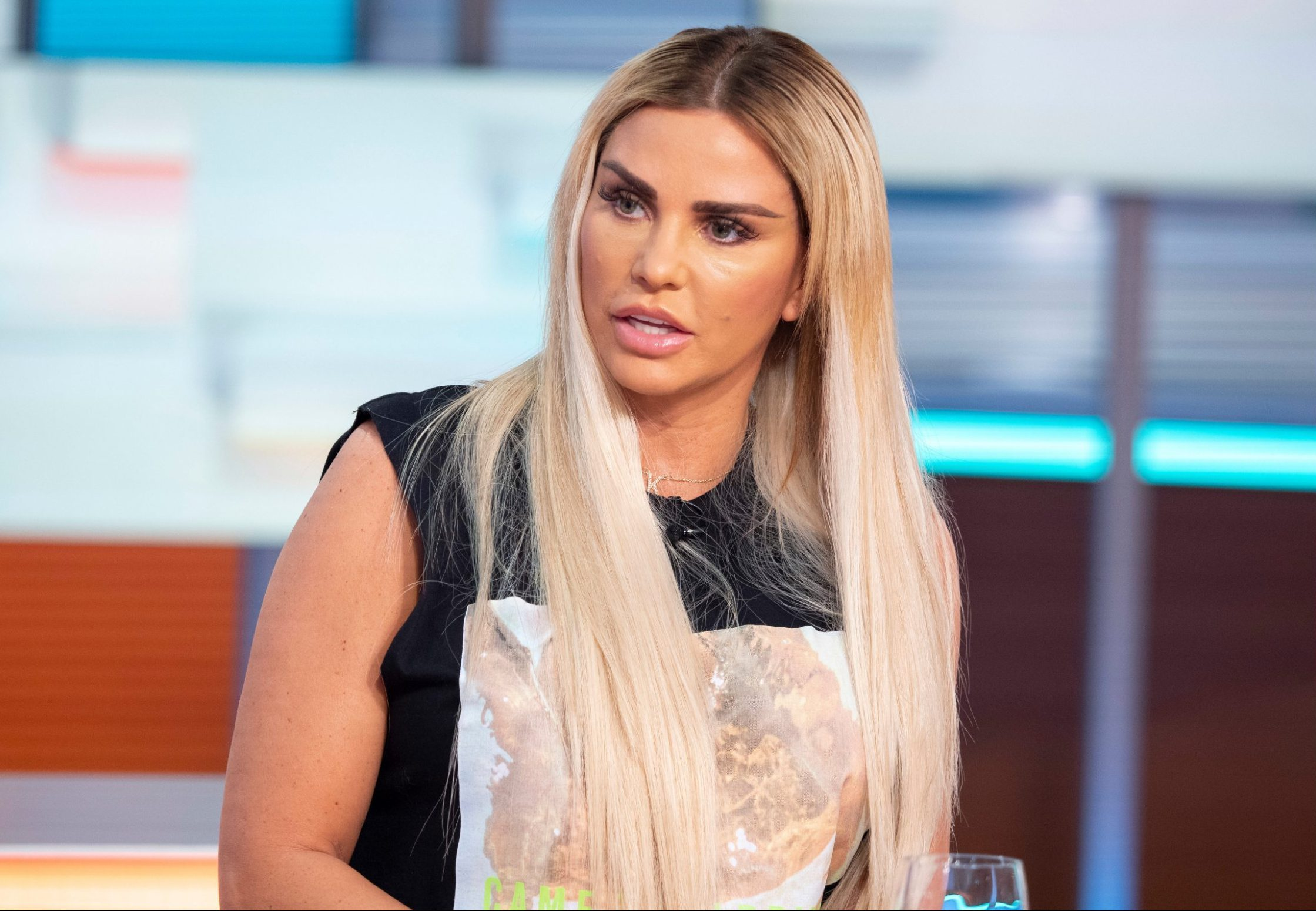 Katie Price training to be paramedic as she jokes 'I have seen many bits and bobs'