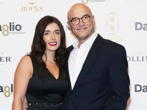 Gregg Wallace, 54, and wife Anna, 33, aren't here for critics of 21-year age gap as they lift lid on relationship