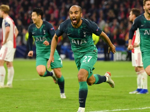 Tottenham complete incredible comeback against Ajax to reach Champions League final